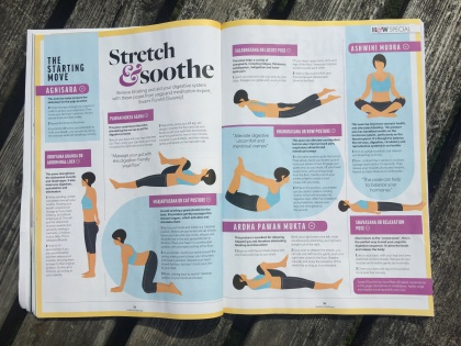 YOGA TO IMPROVE THE DIGESTIVE SYSTEM