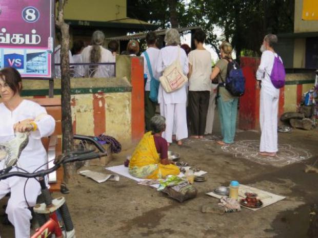 Viaje India Swami Purohit 2016