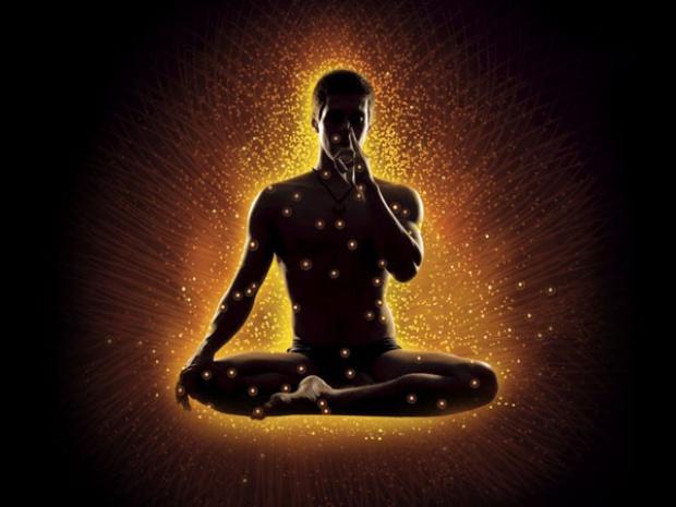 Swami Purohit energía vital o el prana